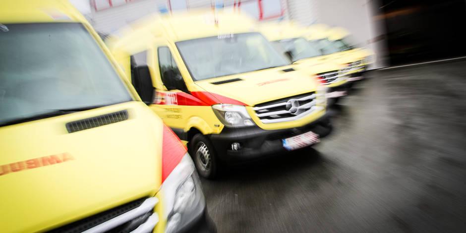 Mons-Borinage : Des ambulances privées utilisent illégalement les sirènes