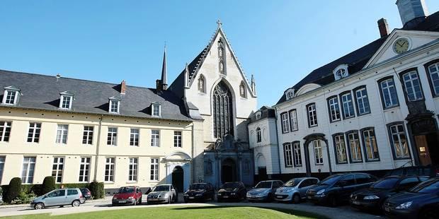 Ixelles : L'avenir incertain de l'abbaye de la Cambre - La DH