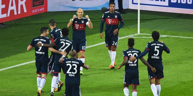 Bundesliga: le Bayern rejoint Dortmund en tête de la Bundesliga - La DH
