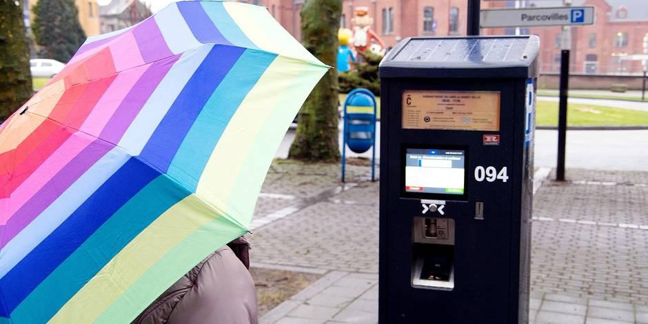 Charleroi : le stationnement payant est un fiasco administratif - La DH