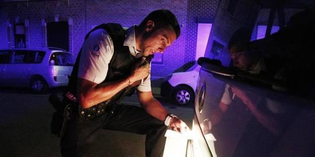 Boussu: trois individus alcoolisés interpellés après avoir agressé les policiers - La DH