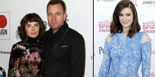 Le coup de foudre de Ewan McGregor pour une jeune actrice met fin à son mariage de 22 ans - La DH