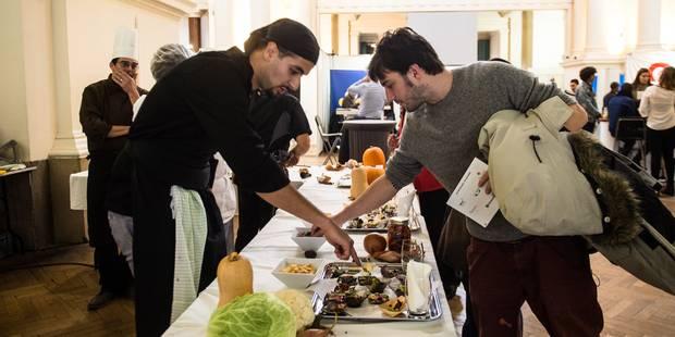 Bruxelles: Le slow food mis à l'honneur au salon Horeca - La DH