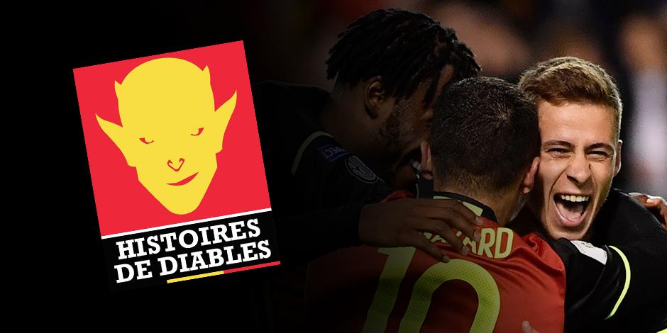 Hazard, prénom Thorgan: de l'ombre du grand frère à la Coupe du monde ?