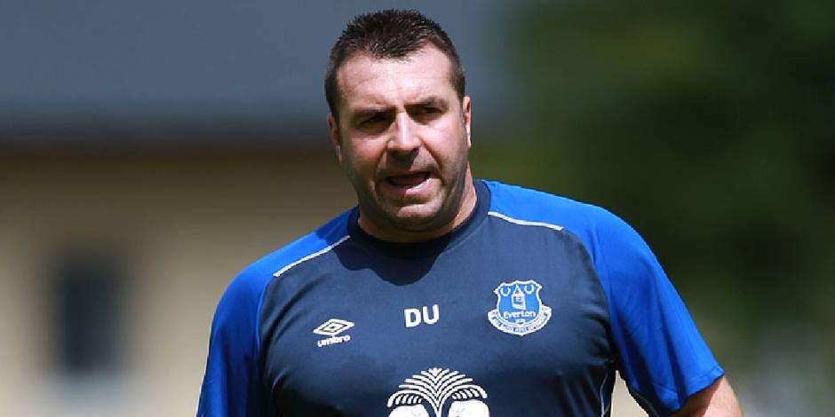 L'entraîneur des Espoirs assure l'interim à Everton