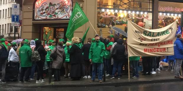 Bruxelles: Le secteur non-marchand attend un accord - La DH