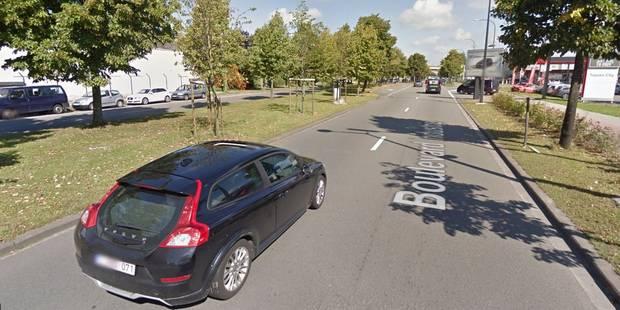 Anderlecht : Fausse alerte au colis suspect près du boulevard Industriel - La DH