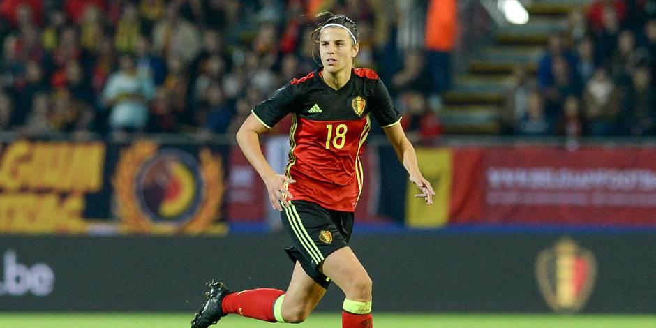 Qualifs' Mondial 2019: les Red Flames battent le Portugal et rejoignent l'Italie en tête de leur groupe