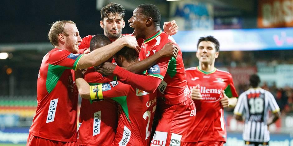Ostende - Charleroi: 3-0 (DIRECT)