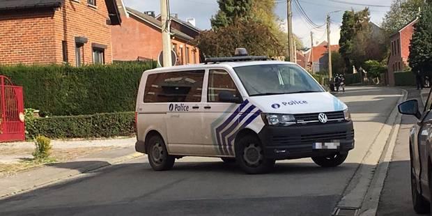 Villers-Poterie: l'évadé de l'hôpital Van Gogh interpellé dans un jardin - La DH