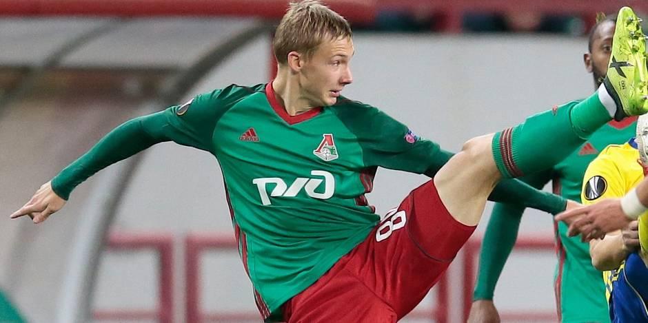 Un Russe dans le viseur du Club Bruges ?