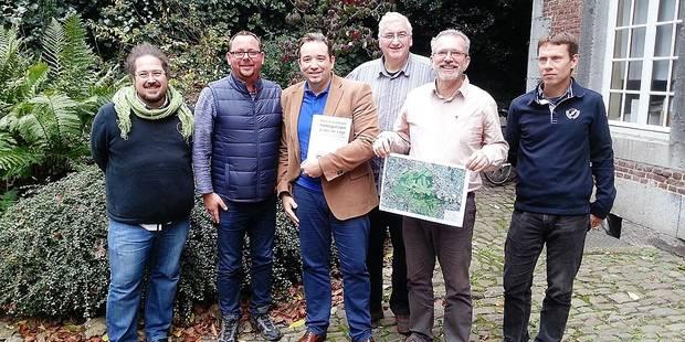 """300 ha de parc à l'Est de Liège : ils disent """"oui"""" - La DH"""