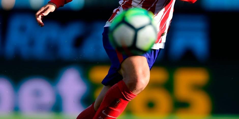 Copa del Rey: l'Atlético tenu en échec