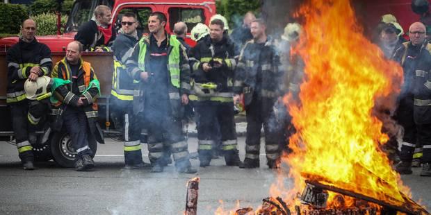 Baudouin Vervaeke prend les commandes de la zone de secours Hainaut-Centre - La DH