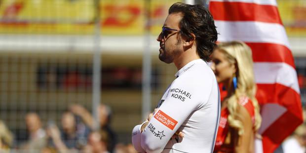Officiel : Alonso aux 24H de Daytona avec United Autosports ! - La DH