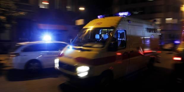 Des ambulances incendiées à Jemeppe-sur-Meuse - La DH