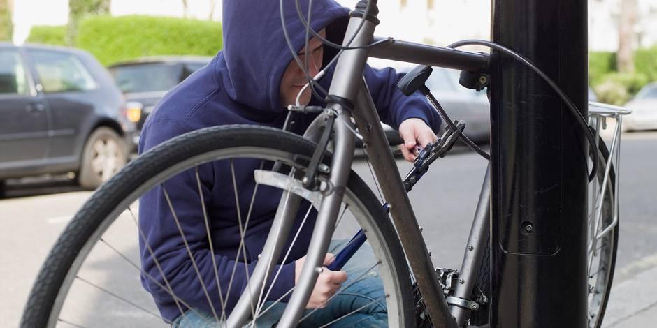 Des vélos-appâts pour lutter contre le vol à Bruxelles - La DH