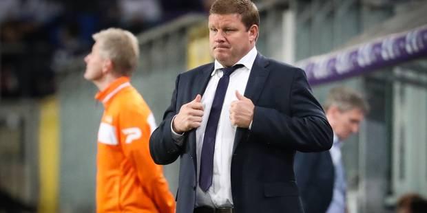 """Vanhaezebrouck: """"Je pourrais faire souffler des joueurs au PSG"""" - La DH"""