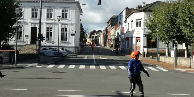 Waterloo: un colis suspect a bloqué le centre-ville ce midi - La DH