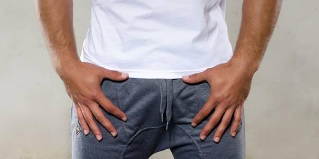 Les hommes touchent au moins 5 fois par jour leurs parties intimes en toute conscience - La DH