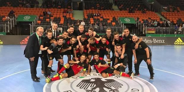 D1 Futsal: Anvers mise sur sa jeunesse face à Jette - La DH
