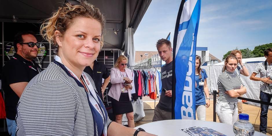 """Kim Clijsters: """"Une victoire en Coupe Davis ? Ce serait énorme !"""" - La DH"""