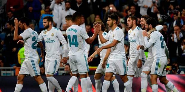Liga: en pleine crise diplomatique, le Real Madrid se déplace à Gérone, fief des indépendantistes catalans - La DH
