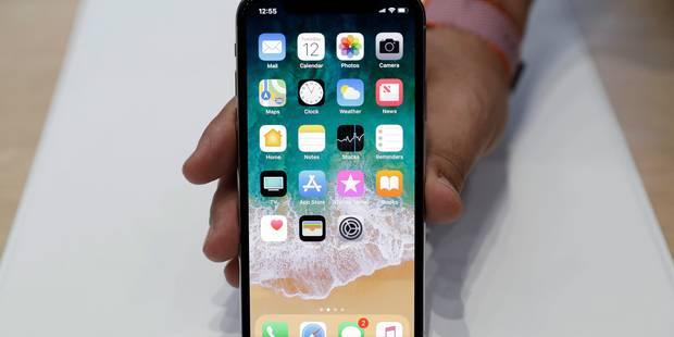 iPhoneX: la reconnaissance faciale se démocratise, les inquiétudes aussi - La DH