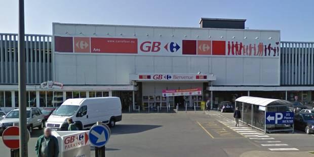 Ans: deux individus interpellés pour un cambriolage dans un supermarché - La DH