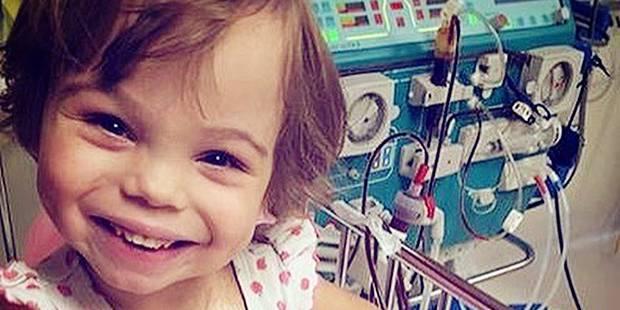 Bonne nouvelle: La petite Léa a reçu un rein ! - La DH