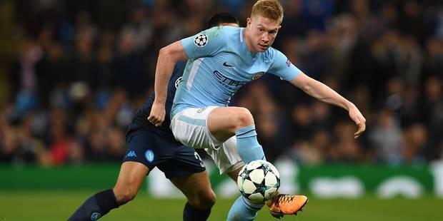 De Bruyne bientôt le joueur le mieux payé de l'histoire de Manchester City? - La DH