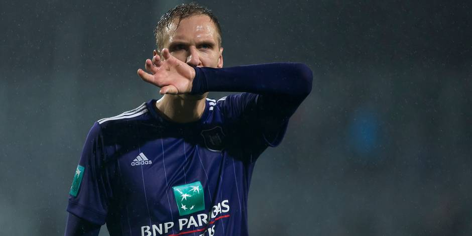 Pourquoi Teodorczyk reste titulaire à Anderlecht?