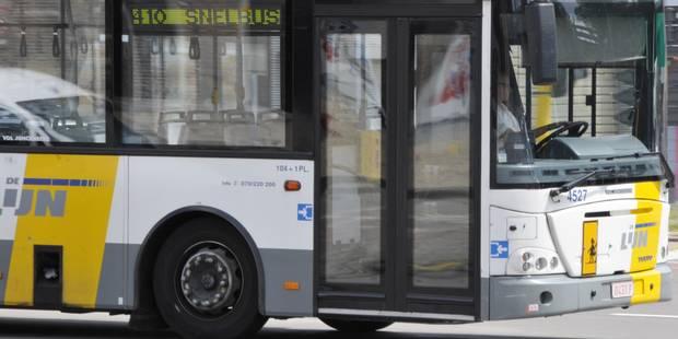 Agressions en série: les chauffeurs De Lijn reprendront le travail mardi à Bruxelles - La DH