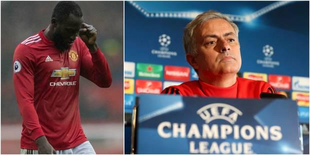 """Mourinho tacle les critiques sur Lukaku: """"Il est intouchable"""" - La DH"""