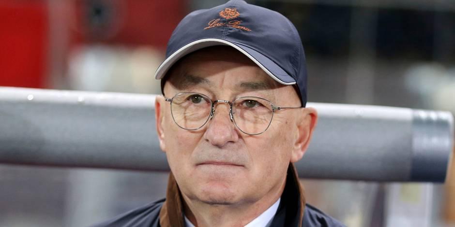 L'ancien coach du Standard Muslin n'est plus l'entraîneur de la Serbie malgré sa qualification pour le Mondial