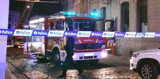 Binche : 400 masques de cire détruits par les flammes - La DH