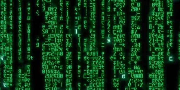 On sait enfin ce que signifient ces lignes de codes dans Matrix - La DH