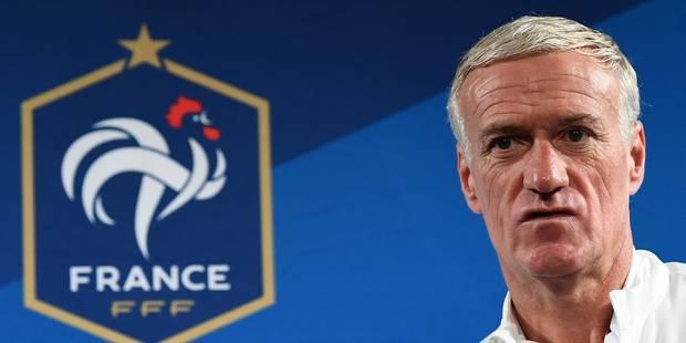 Didier Deschamps prolongé à son poste de sélectionneur jusqu'à la fin de l'Euro 2020 - La DH