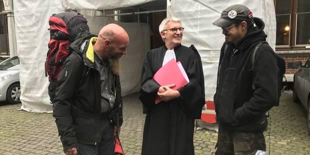 Namur: Les mendiants vont-ils être expulsés? - La DH