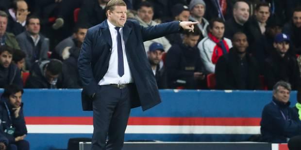 """Vanhaezebrouck ne dramatise pas la défaite face à un PSG déchaîné: """"C'est le meilleur match que j'ai vu dans ma vie"""" - L..."""