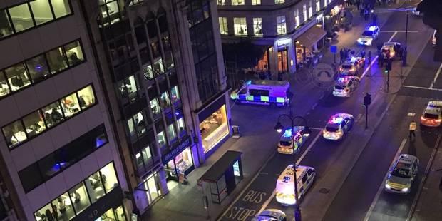 A Londres Un Taxi Fonce Dans La Foule à Covent Garden Plusieurs Blessés Dh