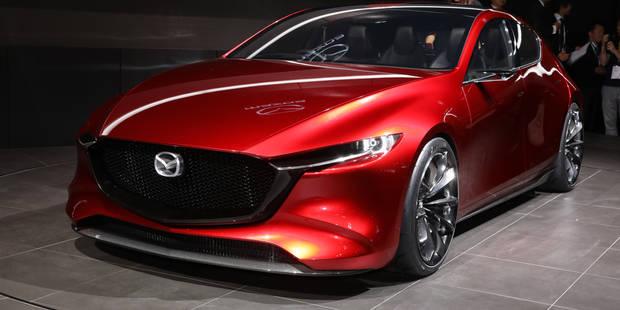 La vision à court terme de Mazda - La DH