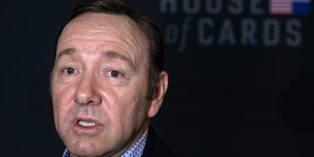 """Plusieurs nouvelles accusations d'agression sexuelle contre Kevin Spacey, notamment sur """"House of Cards"""" - La DH"""