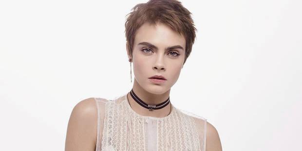 """Dior choisit une mannequin de 25 ans pour une crème de soin """"anti-âge"""" mais il y a une explication... - La DH"""