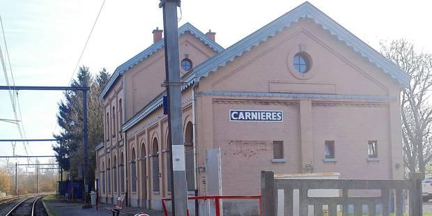 La gare de Carnières va revivre - La DH