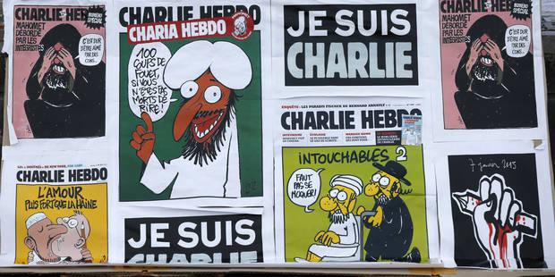 France: plainte du journal Charlie Hebdo à la suite de ...