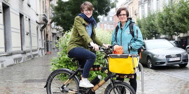 Anderlecht : Un vélo électrique fabriqué à base de bambou ! - La DH