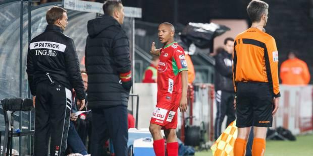Ostende n'accepte finalement pas les deux journées de suspension de son joueur Jali - La DH