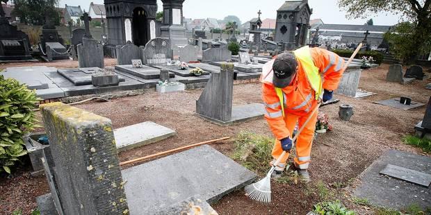 Morlanwelz : Une parcelle musulmane dans le cimetière - La DH