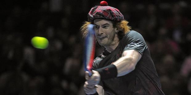 Andy Murray à nouveau papa d'une petite fille - La DH